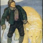 """""""Kjætten på Dovre"""", tegnet av Theodor Kittelsen, Nasjonalbiblioteket / Wikimedia Commons"""